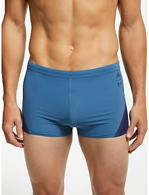 cd367d55a5edd adidas Parley Hero Swim Boxer Shorts, Core Blue/Legend Ink