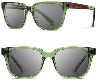 Shwood 'Prescott' 52mm Polarized Sunglasses