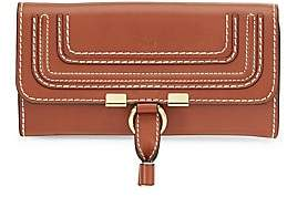 Chloé Women's Marcie Leather Continental Wallet