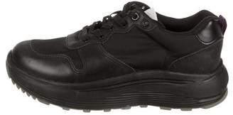 Eytys Leather Platform Sneakers