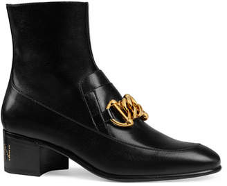 63940981e4a Gucci Horsebit Boot - ShopStyle