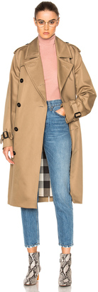 Burberry Prorsum Gabardine Trench Coat $2,295 thestylecure.com