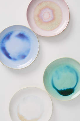 Anthropologie Mineral Dessert Plate