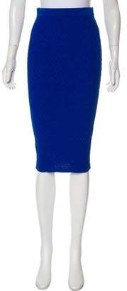 Jonathan Simkhai Knee-Length Skirt