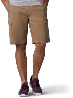 Lee Men's Straight-Fit Extreme Comfort Cargo Shorts