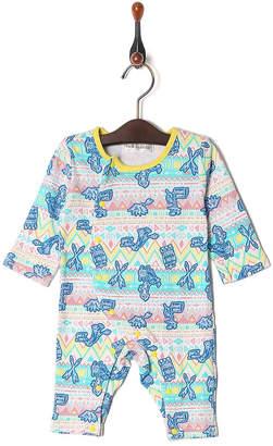 Kid's Pajama & More イエロー カバーオール