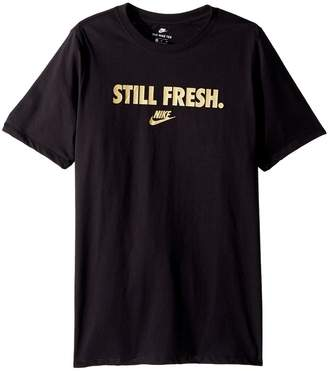 Nike Sportswear Still Fresh Tee Boy's T Shirt