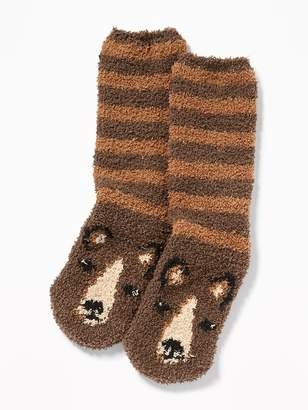 Old Navy Printed Cozy Socks for Women