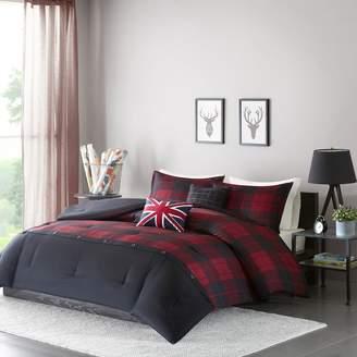 Hunter Intelligent Design Comforter Set