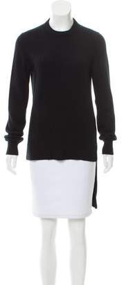 Michael Kors High-Low Cashmere Sweater