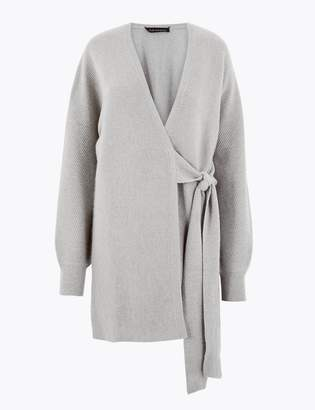 Marks and Spencer Cashmere Short Dressing Gown
