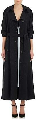 Maison Mayle Women's Commandante Silk Trench Coat