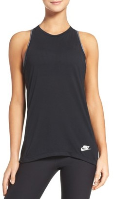 Women's Nike Essential Tank $35 thestylecure.com