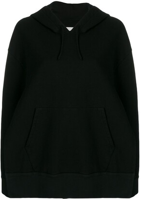 Maison Margiela side slit hoodie