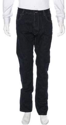 Rick Owens 2016 Raw Skinny Jeans