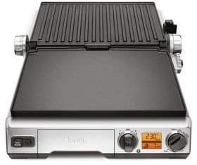 Breville Smart Grill Ribbed Cooking Plate