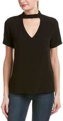 Bardot Band Collar T-Shirt