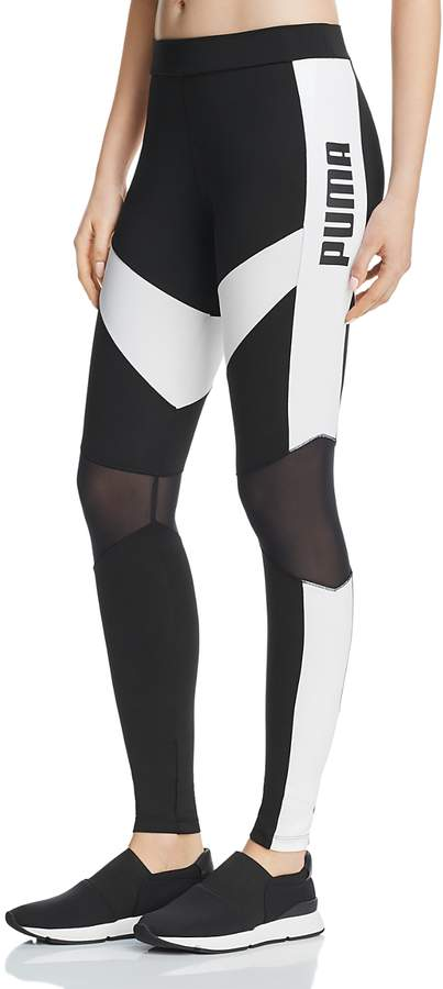 Archive T7 Color-Block Leggings