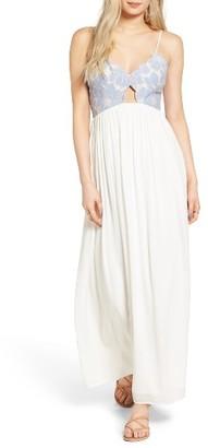 Women's Tularosa Bryce Maxi Dress $198 thestylecure.com