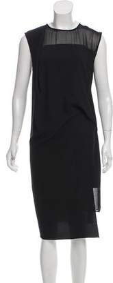 Helmut Lang Sleeveless Shift Dress