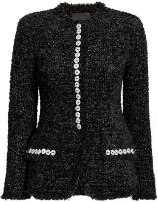 Alexander Wang Sculpted Tweed Jacket