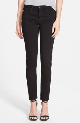 Women's Ag 'Prima' Mid Rise Cigarette Jeans $178 thestylecure.com