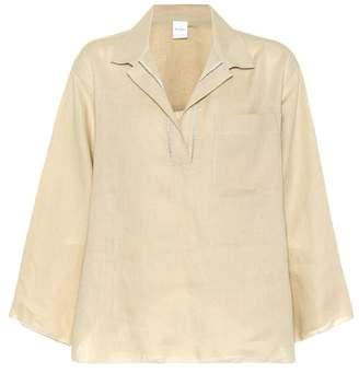 Max Mara Ululato linen blouse