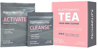 Flat Tummy Tea Four Week Cleanse