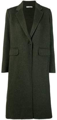 Vince single button coat