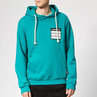 Men's Stereotype Hoody Emerald