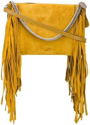 Givenchy fringed shoulder bag
