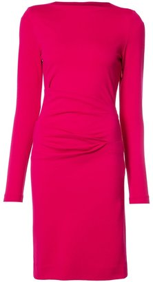 Nicole Miller fitted dress $290 thestylecure.com