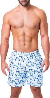Maceoo Men's Lion Aqua Swim Shorts