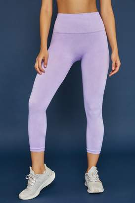 Morgan Bandier X Tla By Stewart Lilac Legging
