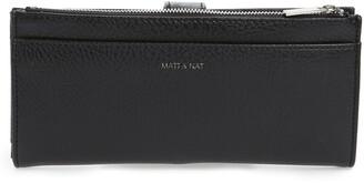 Matt & Nat Motiv Faux Leather Continental Wallet