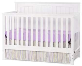 Child CraftCraft ChildTM Sheldon 4-in-1 Convertible Crib in Matte White