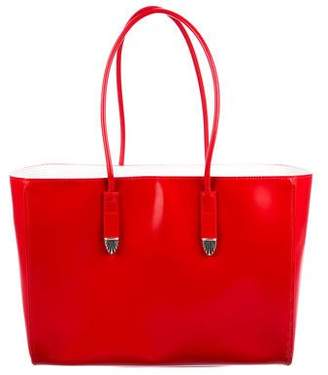 Toga Cowboy Leather Tote