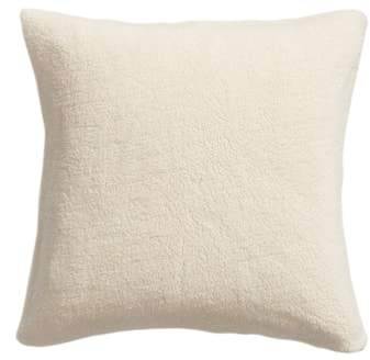 Nordstrom at Home Faux Shearling Accent Pillow