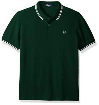 Fred Perry Men's Twin Tipped Shirt-M3600