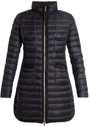 MONCLER Bogue quilted down coat $723 thestylecure.com
