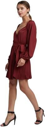 Rachel Pally Sera Wrap Dress - Gamay