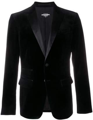DSQUARED2 Chic London dinner jacket