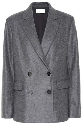 The Row Delind wool double-breasted blazer