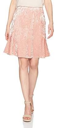 Only Hearts Women's Velvet Underground Flare Skirt