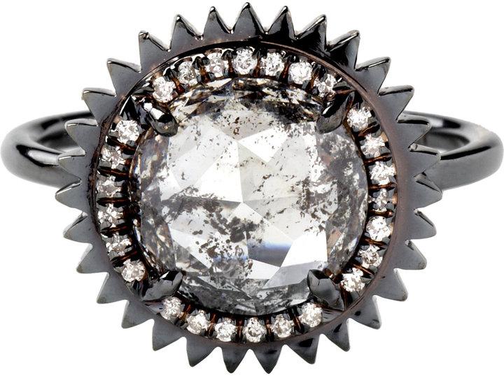 Eva Fehren Diamond Nina Ring