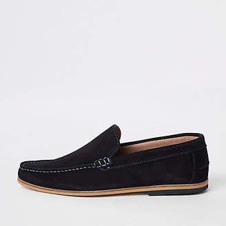 Mens Navy Suede Shoes - ShopStyle UK fd7a0a40bd0