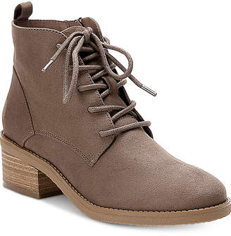 Style&Co. Style & Co Rizio Lace-Up Ankle Booties, Women Shoes