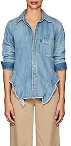 NSF Women's Rahel Denim Shirt - Blue Denim