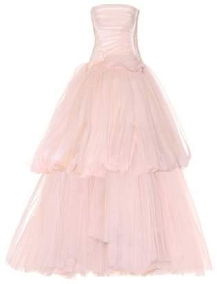 Maticevski Dreamer tulle gown