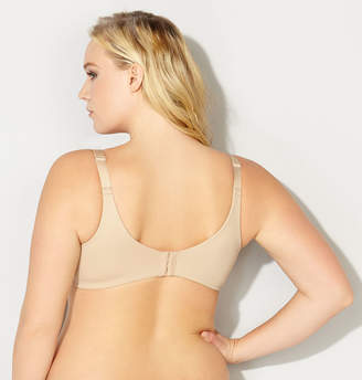 Avenue Back Smoother Underwire Bra (Band Sizes 50 & 52)